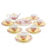 Чайный сервиз «Пионы»