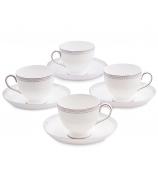 Чайный набор на 4 персоны «Венецианская Классика»