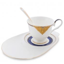 Чайный сервиз на 6 персон «Золотой Палермо»