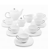 Чайный сервиз «Ордженто Бьянко»