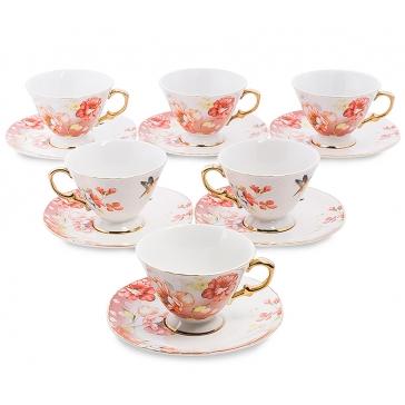 Чайный набор на 6 персон «Изола-Белла»