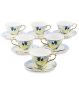 Чайный набор «Фиор Дель Аморе»