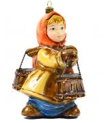 Елочная игрушка «По воду»