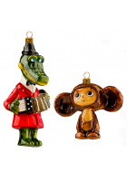 Набор елочных игрушек «Ты настоящий друг!»