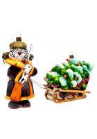 Набор елочных игрушек «Хозяин года»