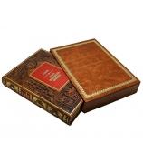 Кожаная книга «История средневековой медицины»