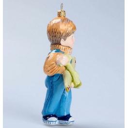 Елочная игрушка из стекла «Заветная мечта», Bombki, Польша