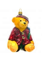 Елочная игрушка «Мишка Тедди»