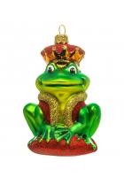 Елочная игрушка «Царевна Лягушка»