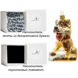 Елочная игрушка ручной работы «Дружок», производство Польша