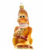 Елочная игрушка «Богатырский конь Юлий»