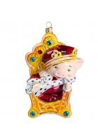 Ёлочная игрушка «Царевич»