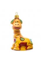 Елочная игрушка «Жираф Пряник»