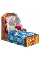 Ёлочная игрушка «Сказка на ночь»