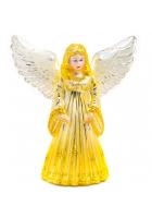 Макушка на елку «Ангел в золотом платье»