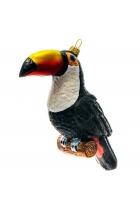 Елочная игрушка «Тукан»