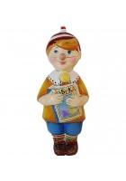 Ёлочная игрушка Детский праздник «Буратино»
