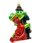 Елочная игрушка «Аргентинское танго»