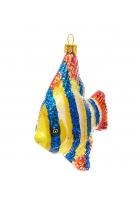 Елочная игрушка «Тропическая рыбка»