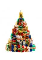 Елочная игрушка «Елка из подарков»