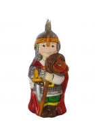 Ёлочная игрушка Детский праздник «Богатырь»