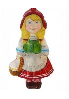 Ёлочная игрушка Детский праздник «Красная шапочка»