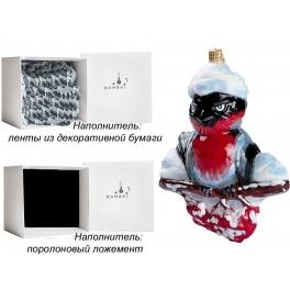 Елочная игрушка ручной работы «Как снег на голову», Bombki, Польша