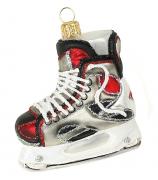 Елочная игрушка «Конёк хоккейный»