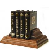 Набор из 4-х миниатюрных книг