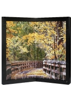 Угловая картина «Осенний парк»
