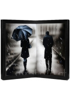 Угловая картина «Под дождём»
