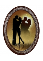 Картина «Встреча влюбленных»