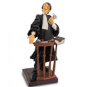 Коллекционная статуэтка «Адвокат»