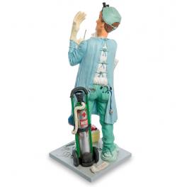 Авторская статуэтка Форчино «Хирург», Франция