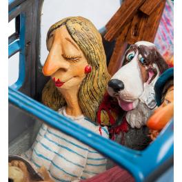 Коллекционная статуэтка «Богема», Forchino (Форчино), Франция.