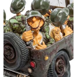 Коллекционная статуэтка «Боевое задание», Forchino (Форчино), Франция.