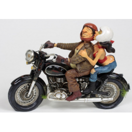 Коллекционная статуэтка Форчино «Увлекательная поездка», Франция