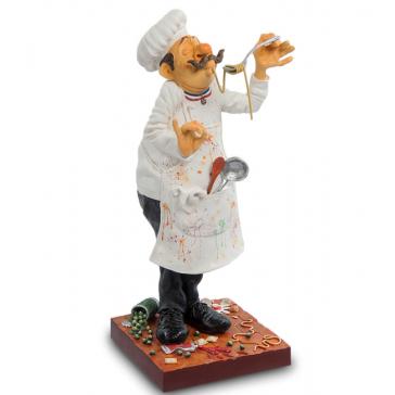 Авторская статуэтка Форчино «Повар», Франция