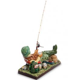 Коллекционная статуэтка Форчино «Рыболов», Франция