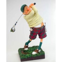 Коллекционная статуэтка «Игрок в гольф», Forchino (Форчино), Франция.