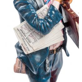 Коллекционная статуэтка «Бизнесмен», Forchino (Форчино), Франция.