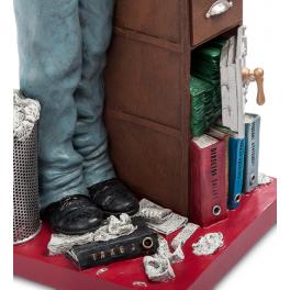 Коллекционная статуэтка «Бухгалтер», Forchino (Форчино), Франция.