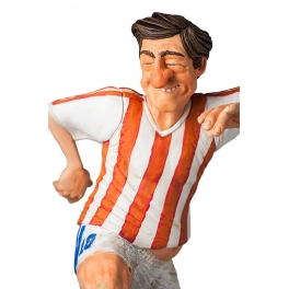 Коллекционная статуэтка Форчино «Футболист», Франция