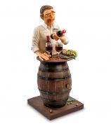 «Любитель вина», дизайнер  Форчино