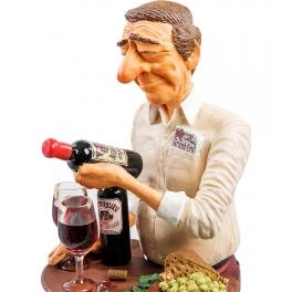 Дизайнерская фигурка «Любитель вина», Форчино