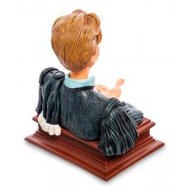 Коллекционная авторская статуэтка-бюст «Адвокат», коллекция Форчино