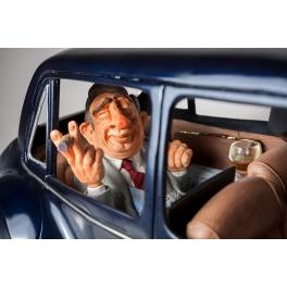 Статуэтка Форчино «Лимузин шефа»