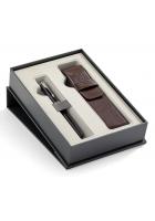 Подарочный набор Parker: перьевая ручка и чехол