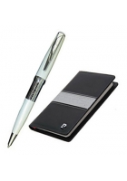 Подарочный набор PIERRE CARDIN: записная книжка и шариковая ручка