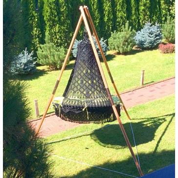Деревянный каркас для подвесных кресел «Майя»